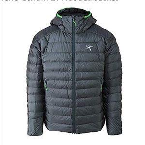 Men's Arc Teryx winter jacket